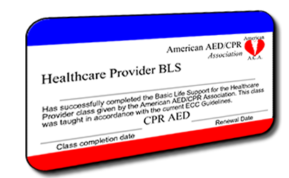 Online Healthcare Provider BLS Certification