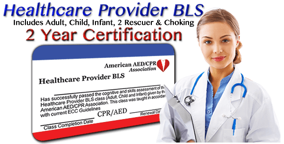 Online CPR certification and recertification