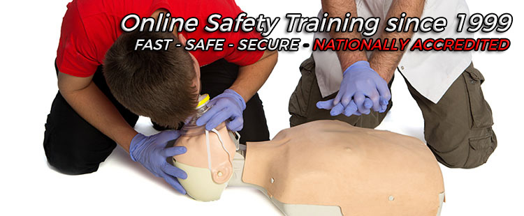 Online CPR/AED/First Aid