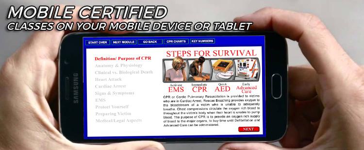 Online CPR Class